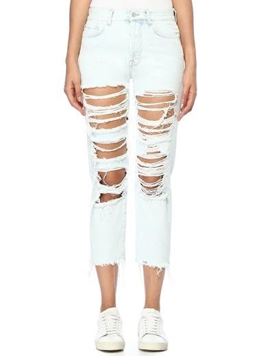 7 For All Mankind Pantolon Beyaz
